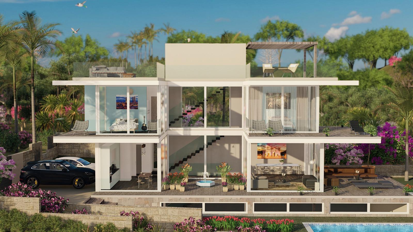 Diseño casas eficientes