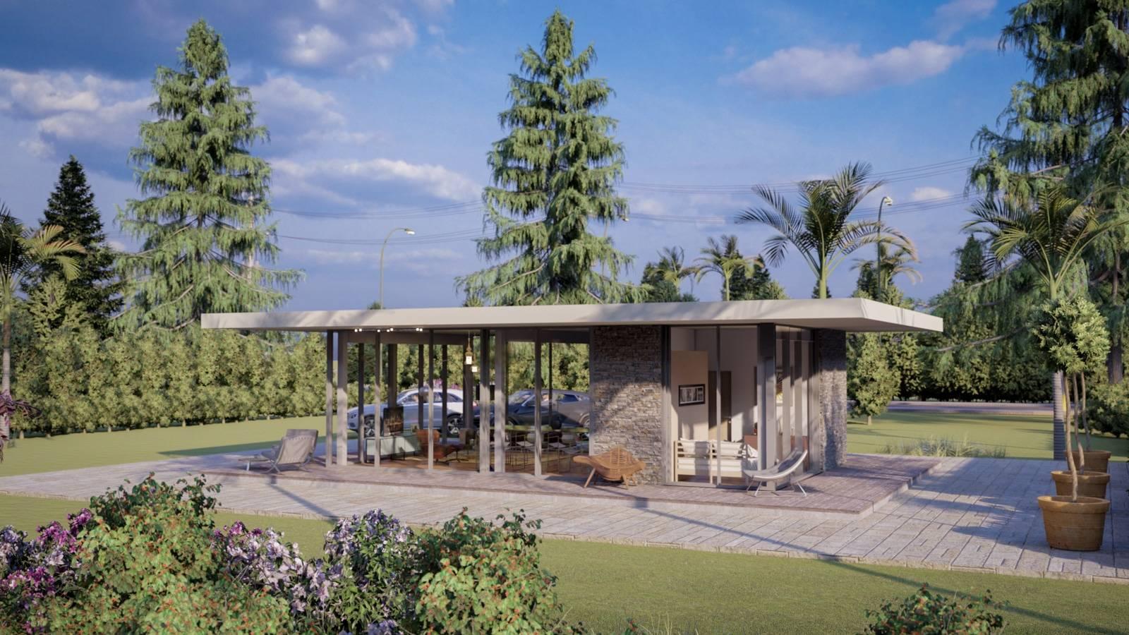 casas pasivas modulares Shekari