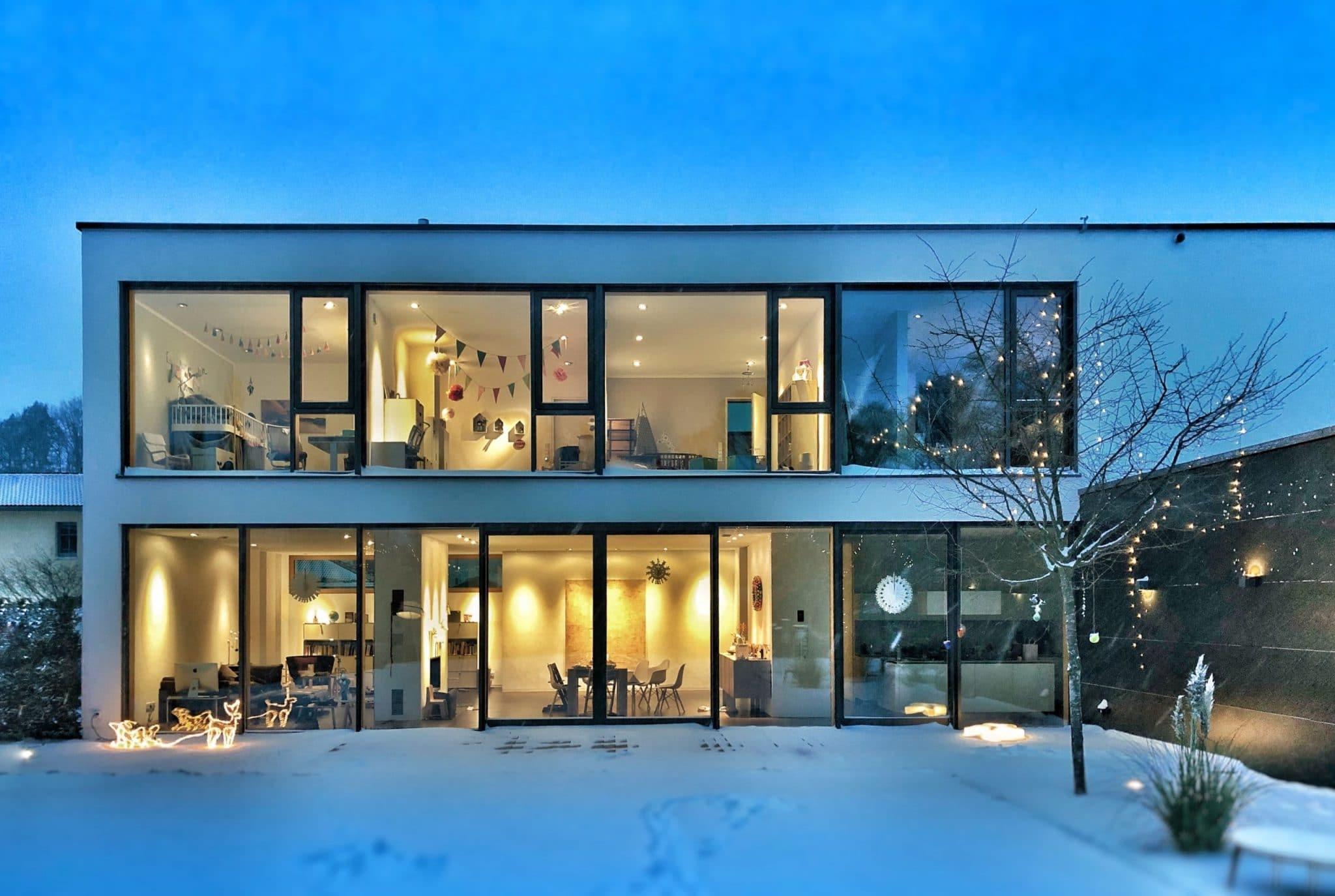 vivienda pasiva modular